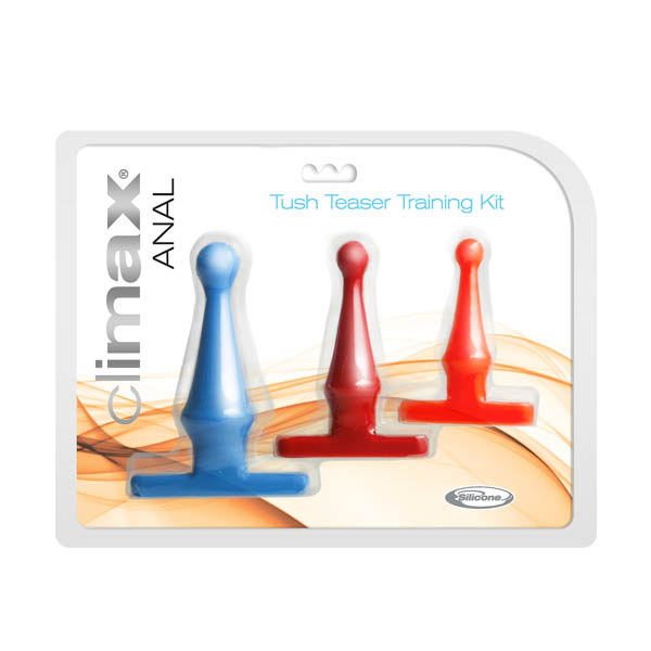 climax Anal Tush Teaser Training Kit