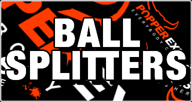 BALL Splitters