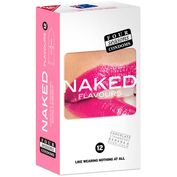 NAKED FLAVOURS