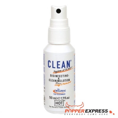 HOT Cleaning Spray - Orange & Passion Fruit 50ml