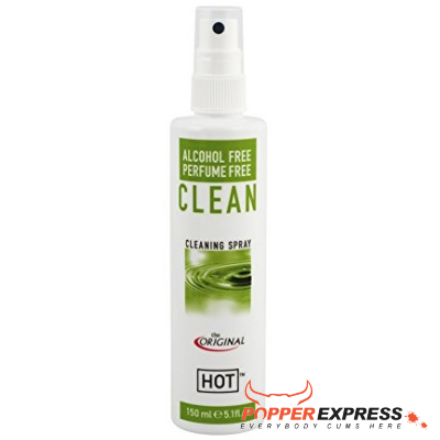 HOT Cleaning Spray Alcohol & Perfume Free 150ml