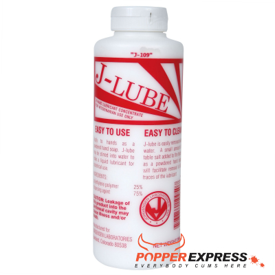 J Lube Fisting Powder